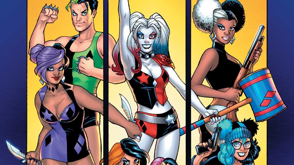"Possible ""Unexplored"" DC Characters To Be Featured in Harley"